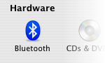 Bluetooth support!